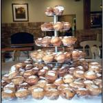 Wedding Cake Muffins